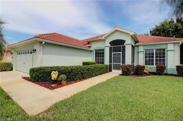 2101 Corona Del Sire Drive, North Fort Myers, FL 33917 (#220048209) :: Caine Premier Properties