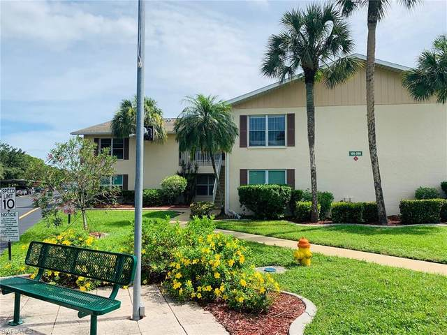 1100 Pondella Road #105, Cape Coral, FL 33909 (MLS #220048229) :: RE/MAX Realty Group