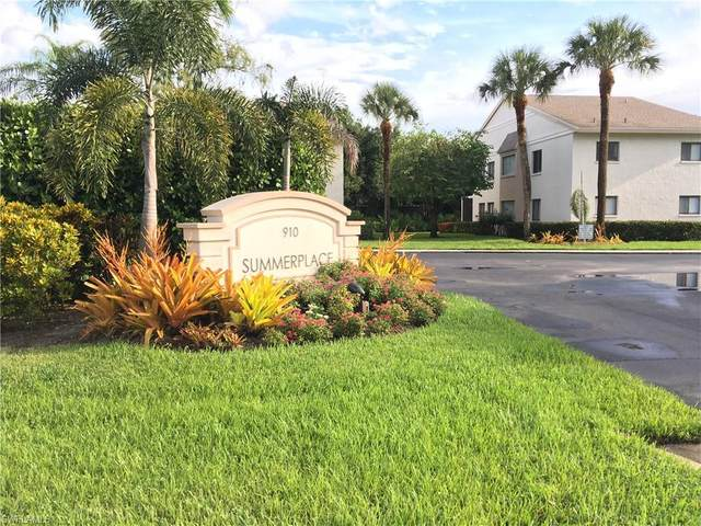 910 Vanderbilt Beach Road 518W, Naples, FL 34108 (#220048248) :: Southwest Florida R.E. Group Inc
