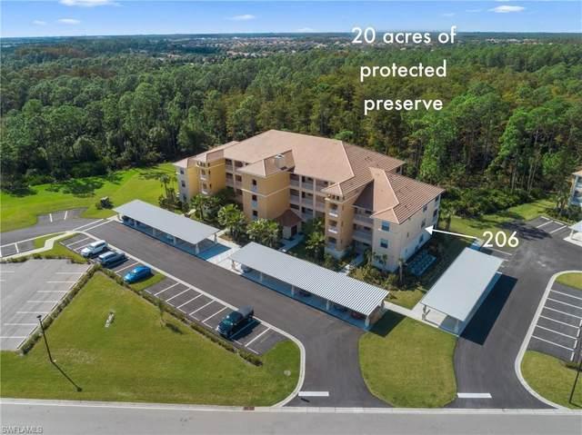 10751 Palazzo Way #206, Fort Myers, FL 33913 (MLS #220048410) :: Florida Homestar Team