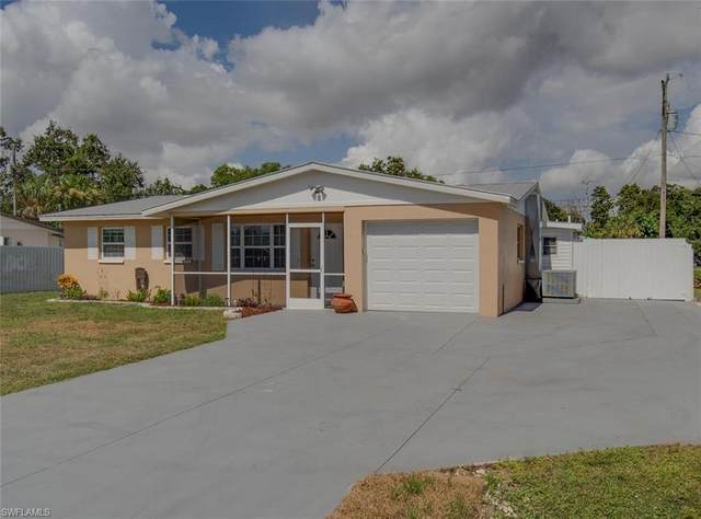215 Chalmer Drive, North Fort Myers, FL 33917 (MLS #220048462) :: RE/MAX Realty Group