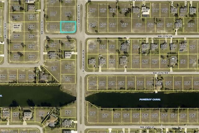 2536 El Dorado Boulevard N, Cape Coral, FL 33993 (MLS #220048481) :: Palm Paradise Real Estate