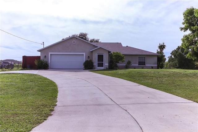 4544 Golfview Boulevard #46, Lehigh Acres, FL 33973 (MLS #220048576) :: RE/MAX Realty Group