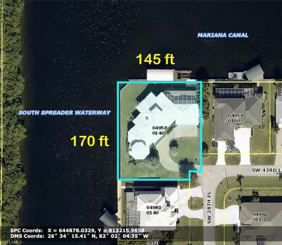 2829 SW 43rd Lane, Cape Coral, FL 33914 (MLS #220048593) :: NextHome Advisors