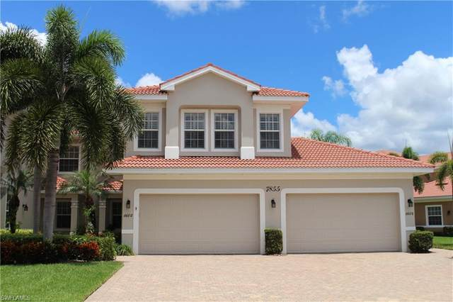 7855 Hawthorne Terrace #1604, Naples, FL 34113 (MLS #220048695) :: Florida Homestar Team