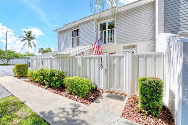 18042 San Carlos Boulevard #129, Fort Myers Beach, FL 33931 (MLS #220048699) :: Uptown Property Services