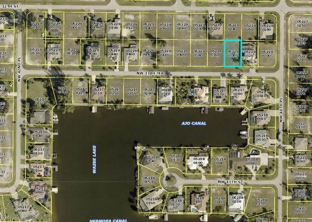 4025 NW 11th Terrace, Cape Coral, FL 33993 (#220048740) :: The Dellatorè Real Estate Group