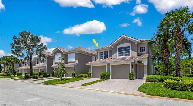 11015 Mill Creek Way #1102, Fort Myers, FL 33913 (MLS #220048743) :: RE/MAX Realty Group