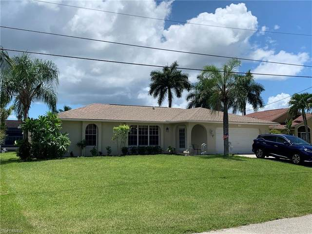 2820 SW 36 Terrace, Cape Coral, FL 33914 (MLS #220048807) :: Uptown Property Services
