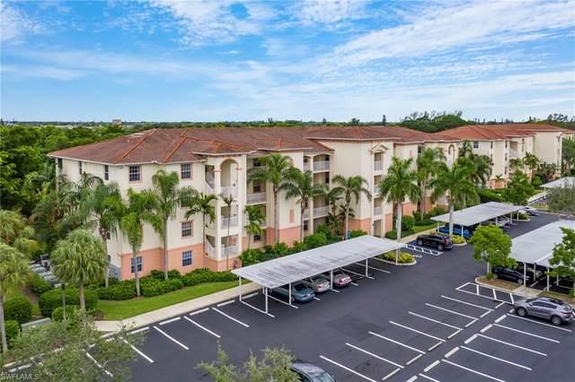 4009 Palm Tree Boulevard #407, Cape Coral, FL 33904 (MLS #220048986) :: Team Swanbeck