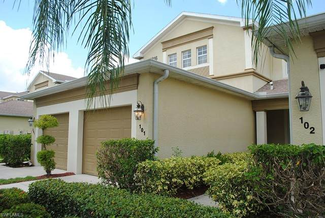 14816 Calusa Palms Drive #101, Fort Myers, FL 33919 (MLS #220048994) :: Uptown Property Services