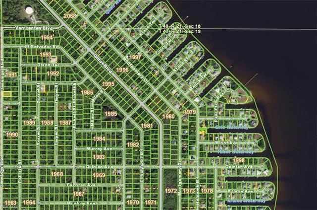 3110 Jennings Boulevard, Port Charlotte, FL 33981 (MLS #220049011) :: RE/MAX Realty Group