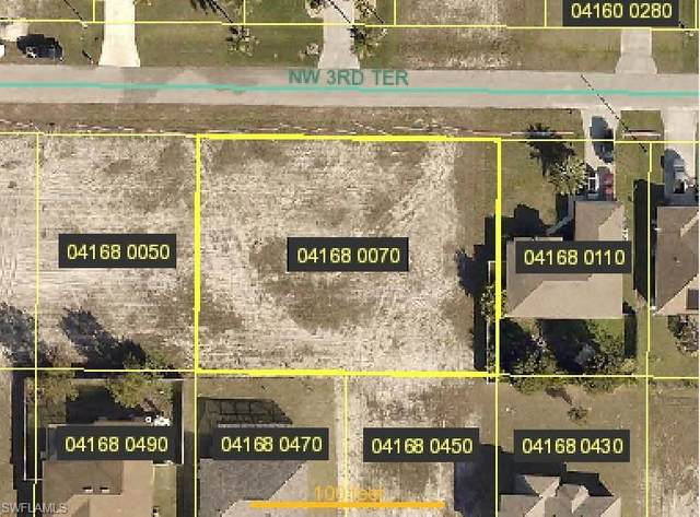 3406 NW 3rd Terrace, Cape Coral, FL 33993 (MLS #220049015) :: RE/MAX Realty Group