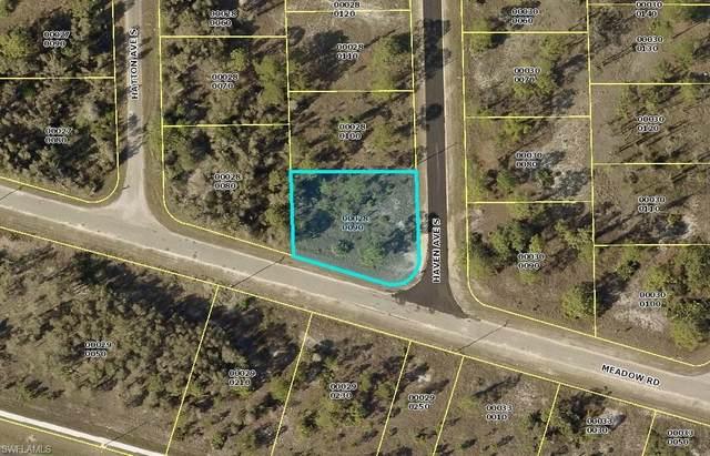 1144 Haven Avenue S, Lehigh Acres, FL 33974 (MLS #220049066) :: NextHome Advisors