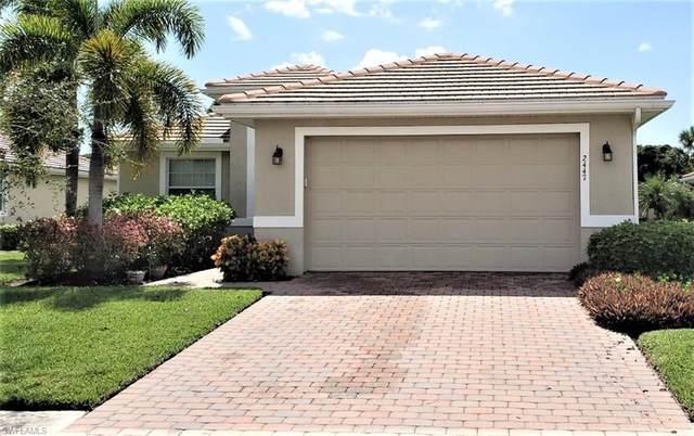 2447 Ashbury Circle, Cape Coral, FL 33991 (MLS #220049083) :: Florida Homestar Team
