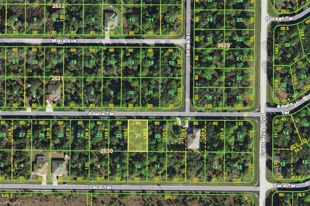 1576 Adalia Terrace, Port Charlotte, FL 33953 (MLS #220049124) :: RE/MAX Realty Group