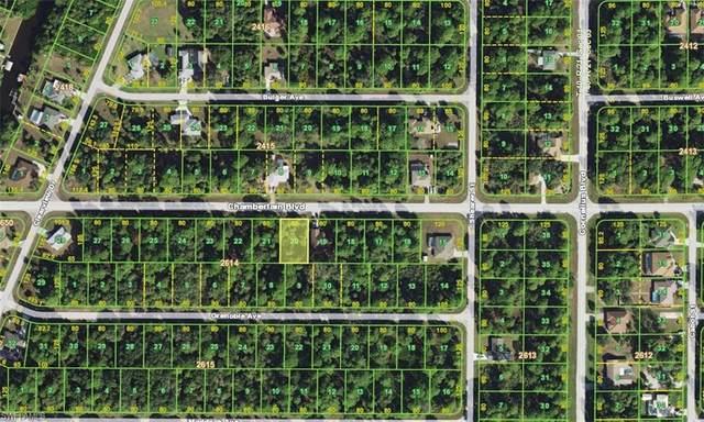 14449 Chamberlain Boulevard, Port Charlotte, FL 33953 (MLS #220049133) :: RE/MAX Realty Group