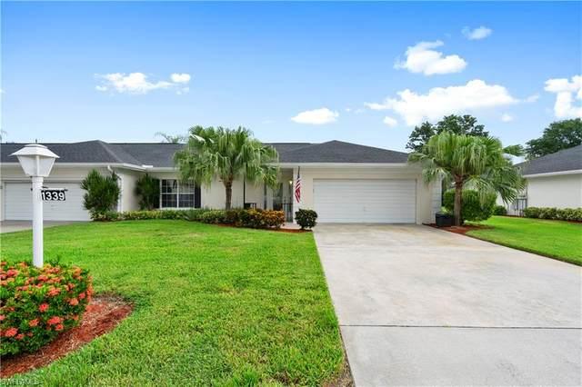 1339 S Brandywine Circle, Fort Myers, FL 33919 (MLS #220049134) :: RE/MAX Realty Team