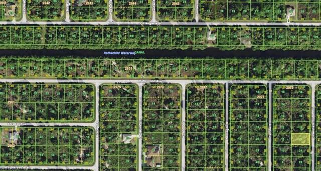 2301 Chanute Street, Port Charlotte, FL 33953 (MLS #220049145) :: RE/MAX Realty Group