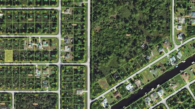12180 Strett Avenue, Port Charlotte, FL 33981 (MLS #220049156) :: RE/MAX Realty Group