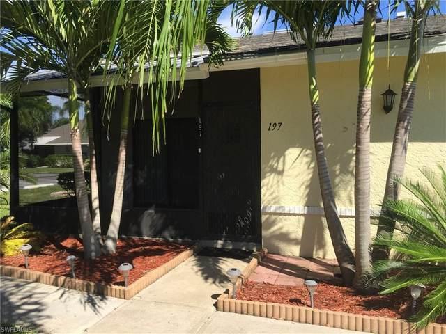 1518 SW Courtyards Lane #197, Cape Coral, FL 33914 (MLS #220049214) :: Kris Asquith's Diamond Coastal Group