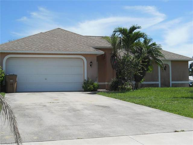 3814 SW 1st Street, Cape Coral, FL 33991 (MLS #220049221) :: RE/MAX Realty Group