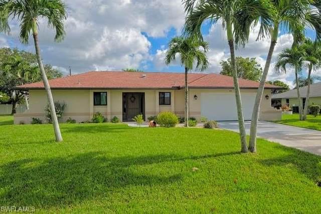 411 SW 38th Terrace, Cape Coral, FL 33914 (#220049250) :: Caine Premier Properties