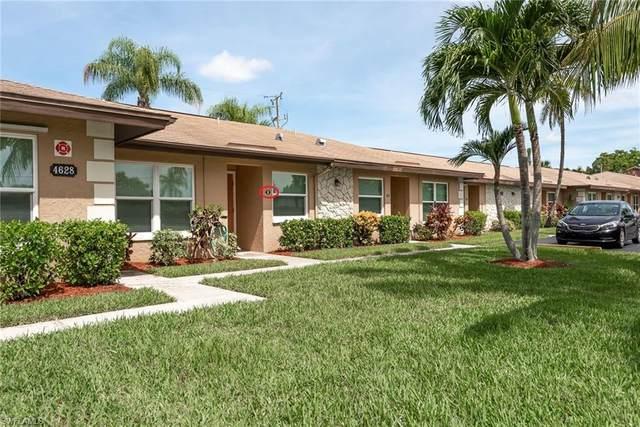 4628 SE 6th Avenue 1D, Cape Coral, FL 33904 (MLS #220049293) :: Florida Homestar Team