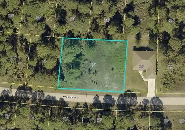 1035 Maddock Street E, Lehigh Acres, FL 33974 (MLS #220049298) :: NextHome Advisors