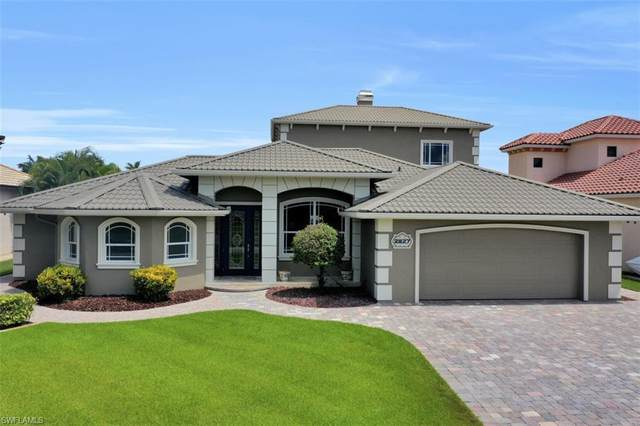 2827 SW 33rd Street, Cape Coral, FL 33914 (MLS #220049303) :: RE/MAX Realty Team