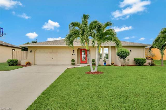 4614 SW 16th Place, Cape Coral, FL 33914 (MLS #220049309) :: RE/MAX Realty Team