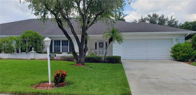 1313 N Brandywine Circle, Fort Myers, FL 33919 (MLS #220049319) :: Kris Asquith's Diamond Coastal Group
