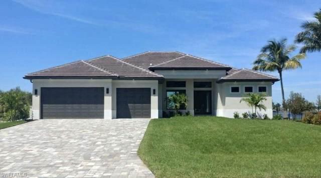 4508 SW 19th Place, Cape Coral, FL 33914 (MLS #220049358) :: Florida Homestar Team