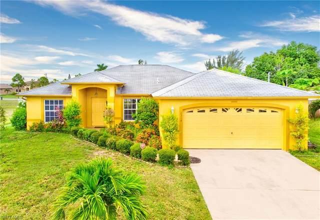 1314 SW 39th Terrace, Cape Coral, FL 33914 (MLS #220049390) :: Florida Homestar Team