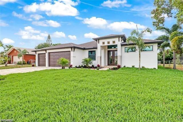 3020 SW 27th Place, Cape Coral, FL 33914 (MLS #220049420) :: RE/MAX Realty Group