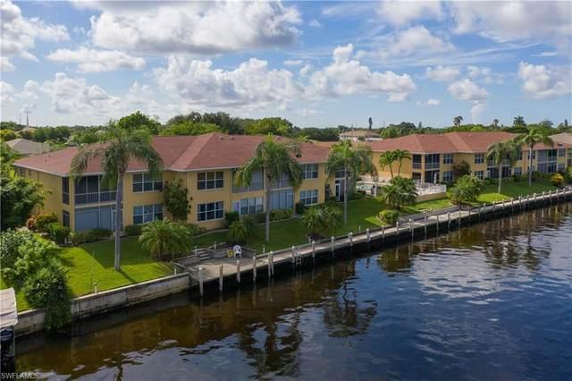 4012 SE 12th Avenue #210, Cape Coral, FL 33991 (MLS #220049427) :: Florida Homestar Team
