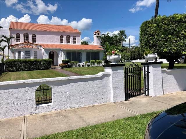 1335 Florida Avenue, Fort Myers, FL 33901 (MLS #220049473) :: Team Swanbeck