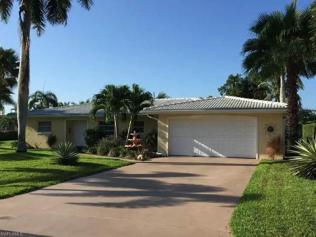 1136 Lorraine Court S, Cape Coral, FL 33904 (MLS #220049522) :: Eric Grainger | Engel & Volkers