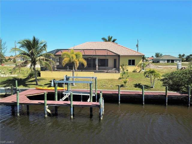 3324 NW 2nd Terrace, Cape Coral, FL 33993 (MLS #220049571) :: Uptown Property Services