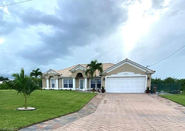 1018 NW 32nd Place, Cape Coral, FL 33993 (MLS #220049573) :: RE/MAX Realty Group