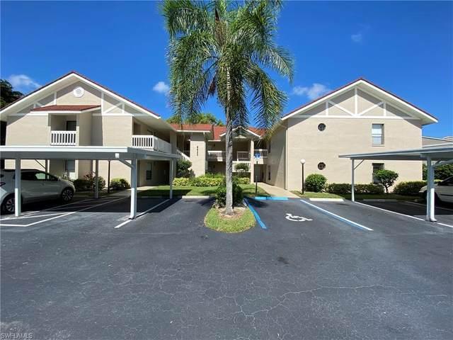 9623 Eaton Gardens Lane #105, Fort Myers, FL 33919 (MLS #220049605) :: Florida Homestar Team