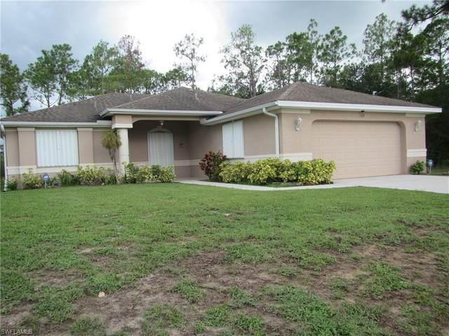 129 Greenbriar Boulevard, Lehigh Acres, FL 33972 (MLS #220049615) :: NextHome Advisors