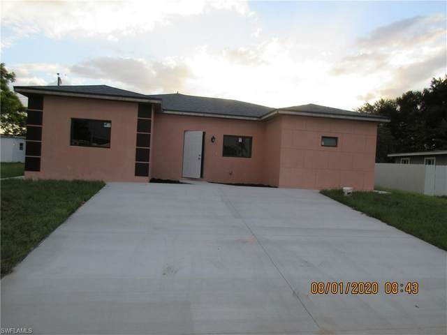 332 Morgan Circle N, Lehigh Acres, FL 33936 (MLS #220049645) :: Uptown Property Services