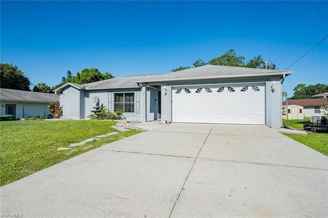 1541 Yancy Street W, Port Charlotte, FL 33952 (MLS #220049676) :: NextHome Advisors
