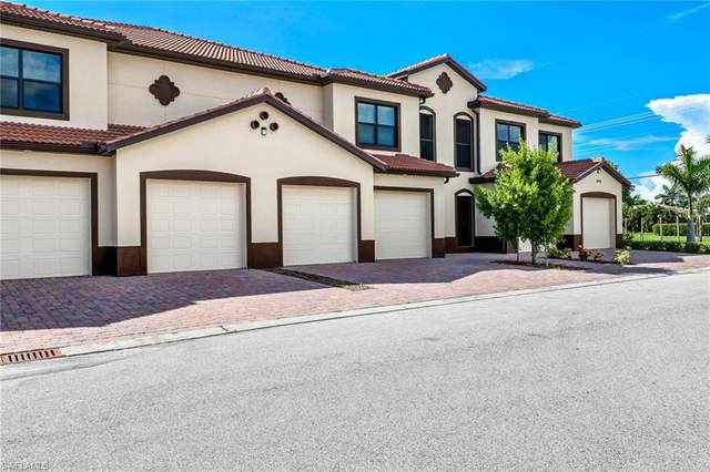 1808 William Reggie Road #124, Cape Coral, FL 33914 (MLS #220049699) :: Florida Homestar Team