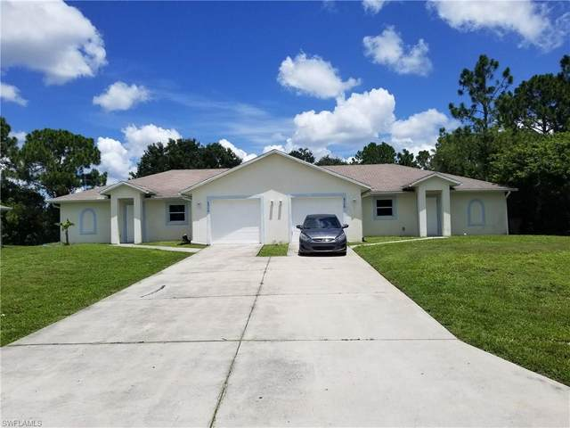 4714-4716 1st Street SW 4714-4716, Lehigh Acres, FL 33973 (MLS #220049719) :: Uptown Property Services