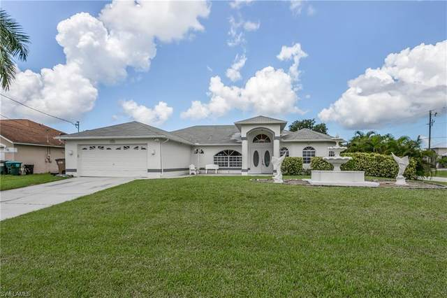 3906 SW 26th Court, Cape Coral, FL 33914 (MLS #220049767) :: RE/MAX Realty Team