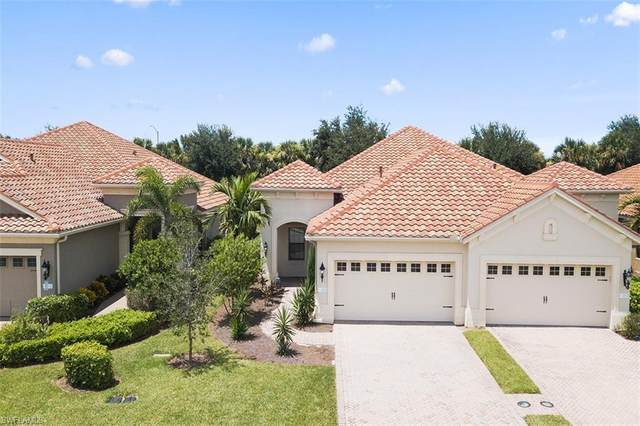 4506 Mystic Blue Way, Fort Myers, FL 33966 (#220049857) :: The Dellatorè Real Estate Group