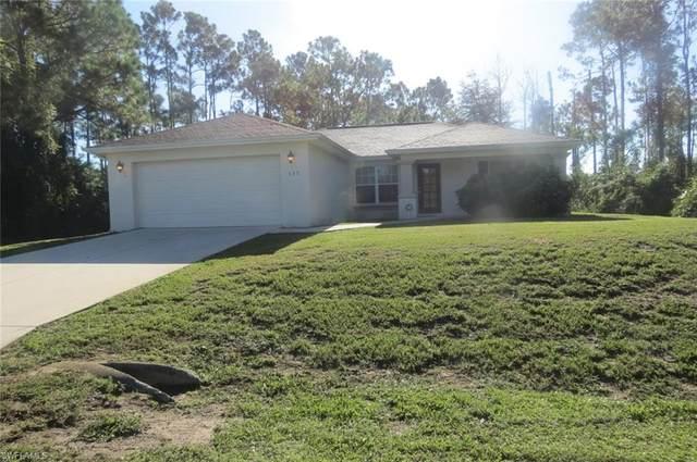 573 Beach Avenue S, Lehigh Acres, FL 33974 (MLS #220049865) :: NextHome Advisors