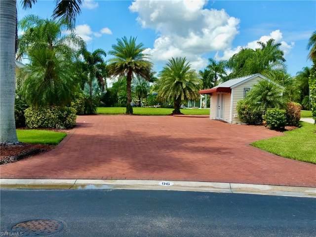 Lot 96    3014 Cupola Circle, Labelle, FL 33935 (#220049896) :: Southwest Florida R.E. Group Inc
